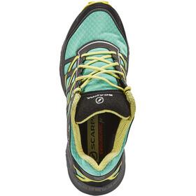 Scarpa Neutron scarpe da corsa Donna, lagoon/lemon